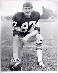 Jerry Smith 1969 Redskins Team Issue Photo