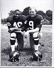 Bobby Mitchell and Sonny Jurgensen Redskins Team Issue Photo