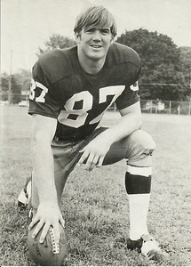 1960s Redskins Team Issue Photo Jerry Smith
