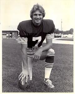 Joe Theismann 1976 Redskins Team Issue Photo
