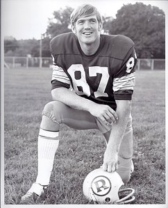 Jerry Smith 1972 Redskins Team Issued Photo