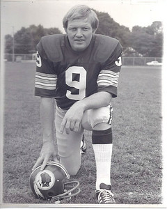 1974 Redskins Team Issue Sonny Jurgensen