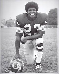 Brig Owens 1973 Redskins Team Issue Photo