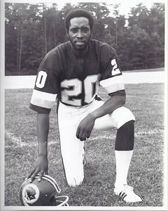 1979 Redskins Team Issue Joe Lavender