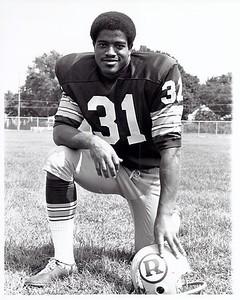 Charley Harraway 1972 Redskins Team Issue Photo