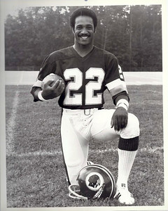 Buddy Hardeman 1979 Redskins Team Issue