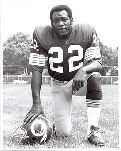 Rosie Taylor 1972 Redskins Team Issue Photo