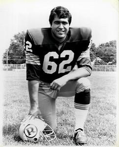 Ray Schoenke 1970 Redskins Team Issue Photo