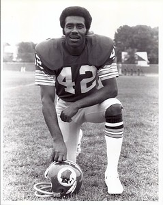 Charley Taylor 1977 Redskins Team Issue Photo
