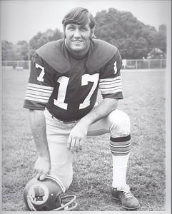 Billy Kilmer 1973 Redskins Team Issue Photo