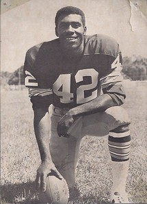 Charley Taylor 1972 Redskins Team Issue Photo