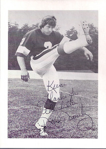 Mark Moseley  1979 Team Issue