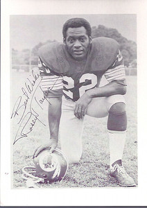 1970s Redskins Team Issue Rosey Taylor