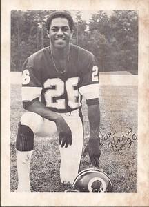 Don Harris 1979 Redskins Team Issue Photo