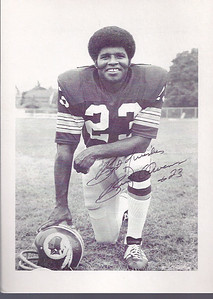 1970s Redskins Team Issue Brig Owens