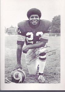 1970s Redskins Team Issue Brig Owens