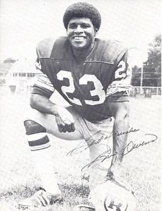 Brig Owens 1970s Redskins Team Issue Photo