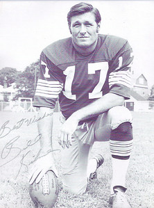 Billy Kilmer 1972 Redskins Team Issue