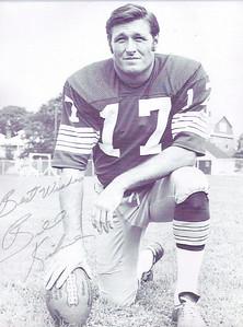 Billy Kilmer 1972 Redskins Team Issue