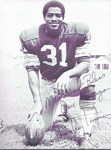 Charley Harraway 1970 Redskins Team Issue