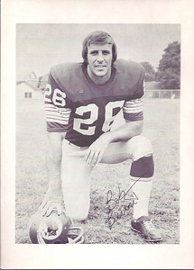 1970s Redskins Team Issue Bob Brunet