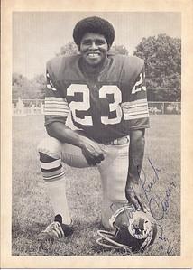 Brig Owens 1974 Redskins Team Issue