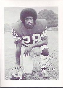 1970s Redskins Team Issue Herb Mul-Key