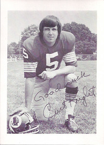 1970s Redskins Team Issue Curt Knight