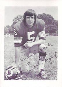 1970s Redskins Team Issue Curt Knight