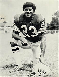 Brig Owens 1971 Redskins Team Issue Photo