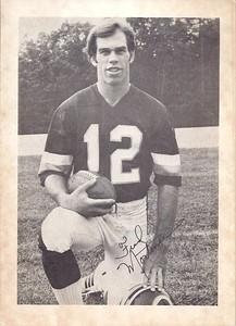 Fred Mortensen 1979 Redskins Team Issue Photo
