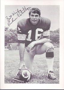 1970s Redskins Team Issue Richie Petitbon