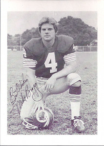1970s Redskins Team Issue Mike Bragg