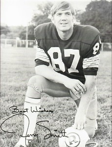 Jerry Smith 1971 Team Issue Photo