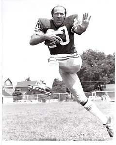 1971 Redskins Team Issue Photo Tommy Mason