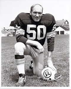 1971 Redskins Team Issue Photo Maxie Baughn