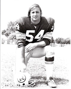 1971 Redskins Team Issue Photo Tom Roussel