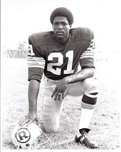 1971 Redskins Team Issue Photo