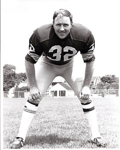 1971 Redskins Team Issue Photo Jack Pardee