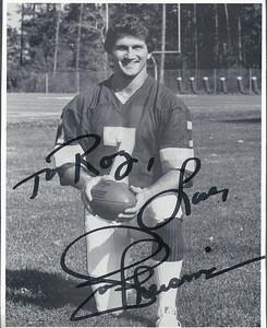 Joe Theismann 1980s Redskins Team Issue