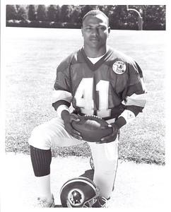 1987 Redskins Team Issue Photo Tim Morrison