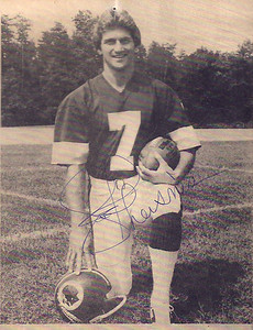 Joe Theismann 1980s Redskins Team Issue