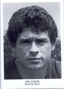 John Riggins 1980s Redskins Team Issue