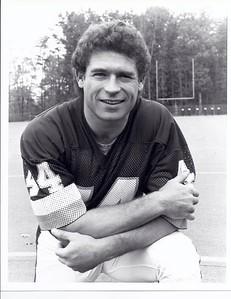 John Riggins 1983 Redskins Team Issue Photo