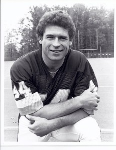 John Riggins 1983 Redskins Team Issue Photo