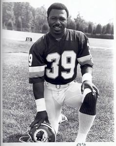 Otis Wonsley 1980s Redskins Team Issue