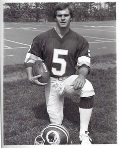1983 Redskins Team Issue Jeff Hayes