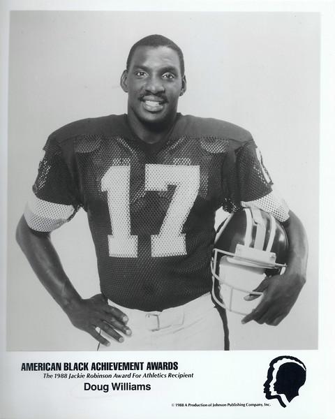 Doug Williams 1988 American Black Achievement Awards Photo