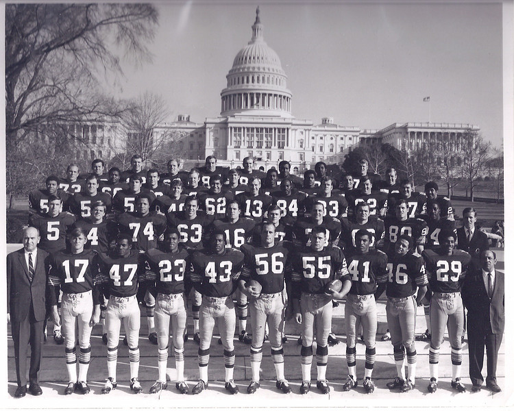 1968 Redskins Team Photo