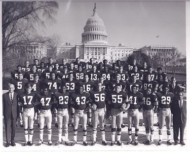 1969 Redskins Team Photo